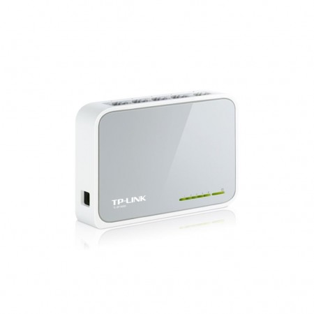 SWITCH 5 PUERTOS TP-LINK TL-SF1005D