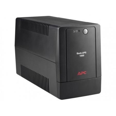 UPS APC BX1000L-LM BACK-UPS, 600 WATTS / 1000 VA
