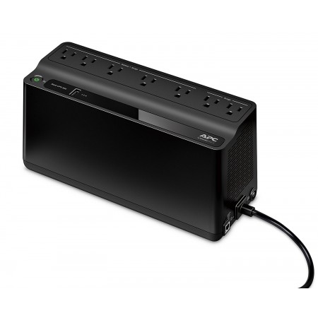 UPS APC BE600M1 BACK-UPS, 330 WATTS / 600 VA