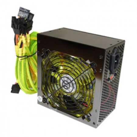POWER SUPPLY 1000W AGILER - 120MM FAN 20+4 PIN + 2 SATA (AGI-PS1000)