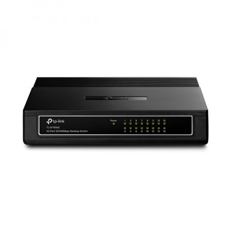 SWITCH 16 PUERTOS TP-LINK TL-SF1016DS