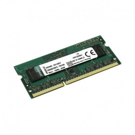 MEMORIA 8GB (1X8GB) KINGSTON, P/LAPTOP, DDR3L, 1600 MHZ