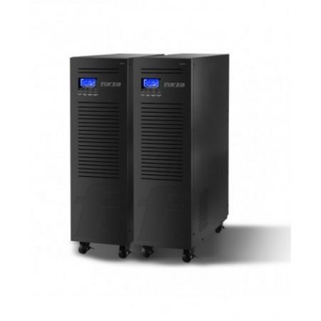 UPS FORZA ATLAS FDC-006K - 6000 VA 4800 WATTS, 6 ENTRADAS, ONDA SINUSOIDAL, PANTALLA LCD, 110/220V OUT 220V (FDC-006K)