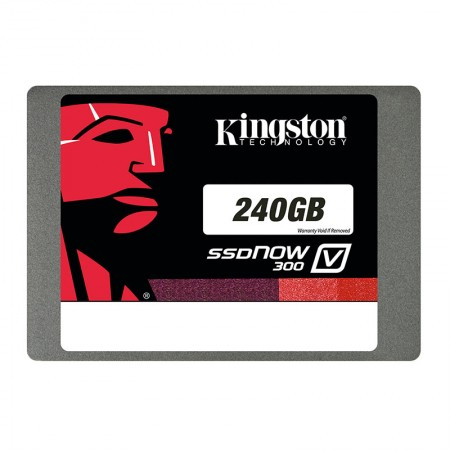 DISCO DE ESTADO SOLIDO KINGSTON 240GB, SATA3, SSD. (SA400S37/240G)
