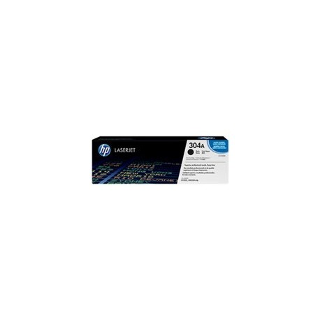 TONER HP 304 - BLACK PARA LJ P2025 M2320 - 3500 PAGES (CC530A)