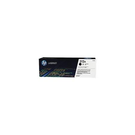 TONER HP 312A - TONER CARTRIDGE - 1 X BLACK - 2400 PAGES - FOR COLOR LASERJET PRO MFP M476NW M476DN Y M476DW