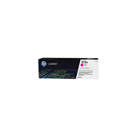 TONER HP 312A - TONER CARTRIDGE - CF383A 1 X MAGENTA - 2700 PAGES - FOR COLOR LASERJET PRO MFP M476NW M476DN Y M476DW