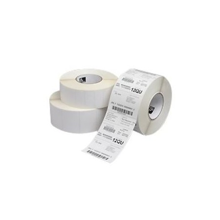 "ROLLO DE PAPEL LABEL ZEBRA Z-SELECT 4000D, 2X1"", TRANSFERENCIA TERMICA, 2340 LABEL POR ROLLO."