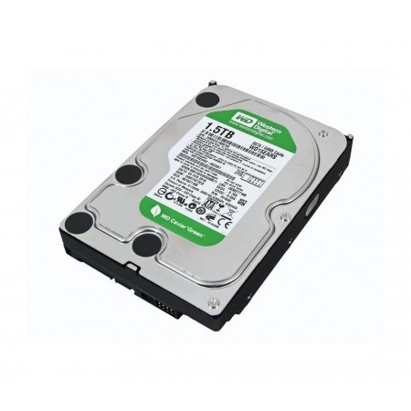 "DISCO DURO 1.5TB INTERNO WESTERN DIGITAL SATA 3.0GB/S 3.5"" 64MB. INTELLIPOWER, AHORRO DE ENERGIA."