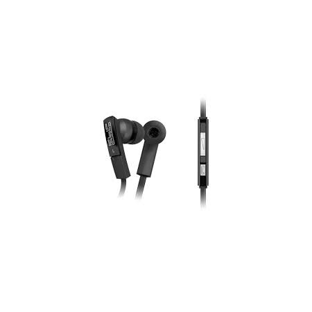 AUDIFONO KLIPX STEREO NEGRO BEATBUDS IN EAR (DENTRO DEL OIDO) (KHS-220BK)