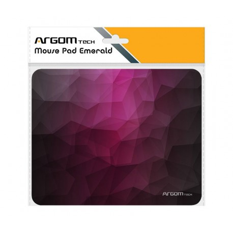 MOUSE PAD ARGOM RUBY RED ARG-AC-1233R