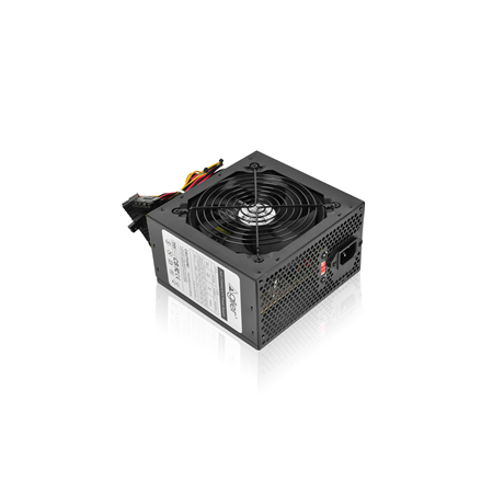 POWER SUPPLY 600W AGILER - 80MM FAN 20+4 PIN + 2 SATA NO TIENE 6 PINES VIDEO (AGI-PS600)