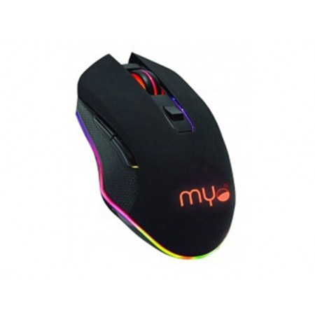 MOUSE GAMING MYO SERIE IV, 6 BOTONES
