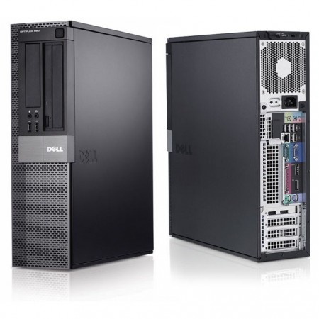 CPU AN I5 SFF (4ta Gen.) 2.5-3.4GHz/2-4GB/NO HDD/DVD DELL 3020/VOST