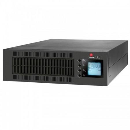 UPS Smartbitt 3000VA/2700W (Mod.SBOL3KRT2U-1) Online Rack/Tower