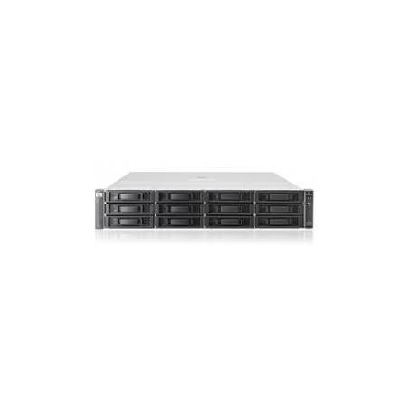 HP STORAGEWORKS M6412A FIBRE CHANNEL DRIVE ENCLOSURE USADO.