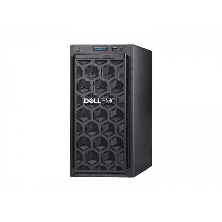 SERVIDOR DELL POWEREDGE T140 TOWER, INTEL XEON E-2126G 3.3GHZ 12M 6C/6T, 8GB