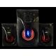 BOCINA XCON (Mod. XCON-21R) 2.1 Buletooth-Radio-SD-USB-Control