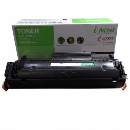 TONER AICOM (CE505A/CF280A) COMPATIBLE HP, 2.7K, NEGRO