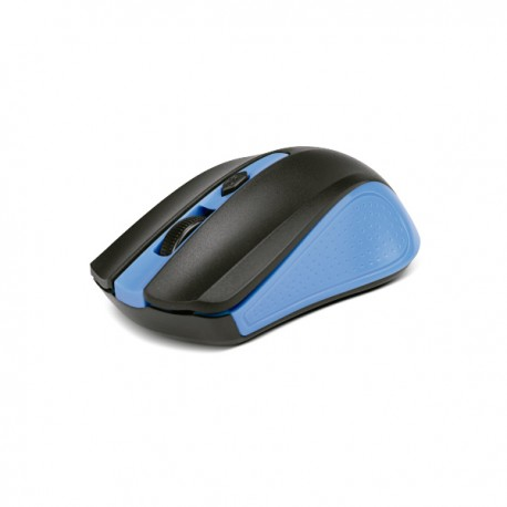 MOUSE XTECH GAMING WIRELESS, 1600DPI, 4 BOTONES, AZUL, XTM-310BL