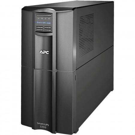UPS APC SMART-UPS 22000VA LCD SMT2200C, 1.92KVA (1.98KVA), 2.2 KWATTS