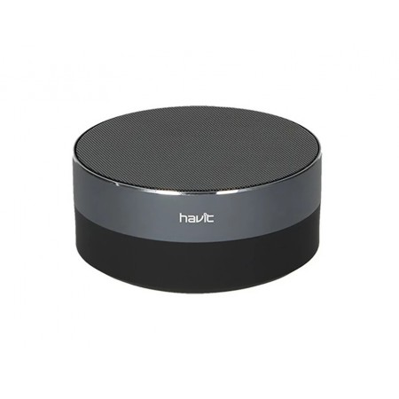 BOCINA HAVIT (Mod.M13) BLUETOOTH, RECARGABLE, NEGRO