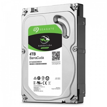 DISCO DURO 4TB INTERNO SEAGATE BARRACUDA SATA 6.0GB/S 3.5