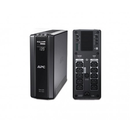 UPS APC BR1500G BACK-UPS PRO, 1.5KVA (1500VA), 865 WATTS