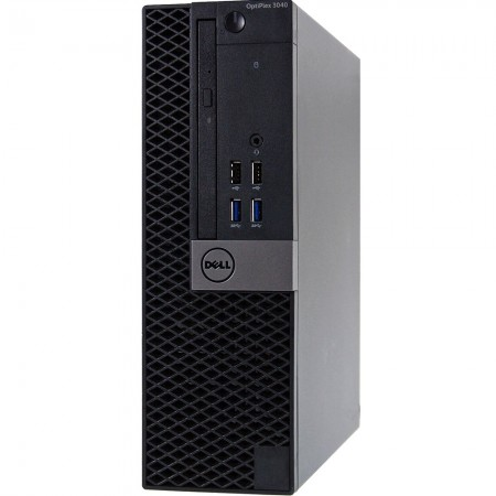 CPU DELL SFF I5 (6ta Gen.)-(Mod. 3040) 2.5-3.4GHz/4GB DDR3L/NO HDD/DVD/NO WINDOWS