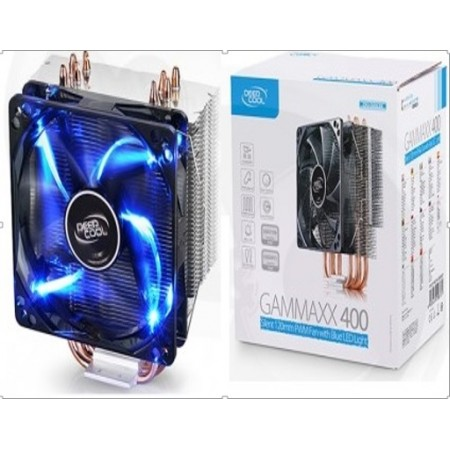 FAN COOLER DEEP COOL (Mod.GAMMAXX 400) Intel Socket 150W