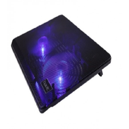 "FAN COOLER PARA LAPTOP HAVIT (Mod. HV-F2035), 2xFAN LED AZUL, 14""-15.6"