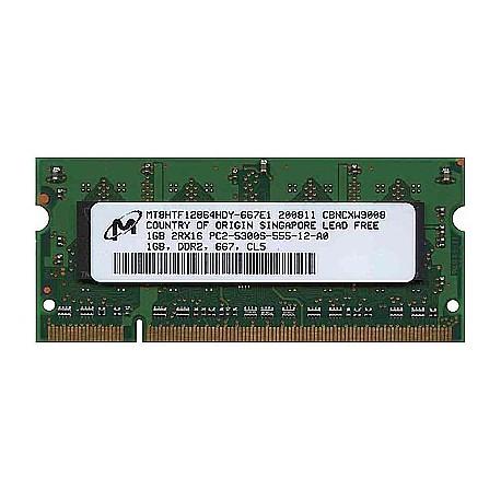 MEMORIA LAPTOP (Mod. Varias) DDR2 1GB 667 (usada)