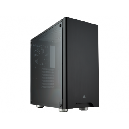 CASE CORSAIR CARBIDE 275R, MID TOWER, BLACK, 7 EXPANSION SLOT