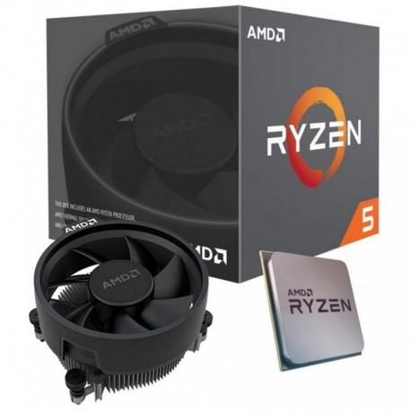 PROCESADOR AMD RYZEN 5 3600X BOX