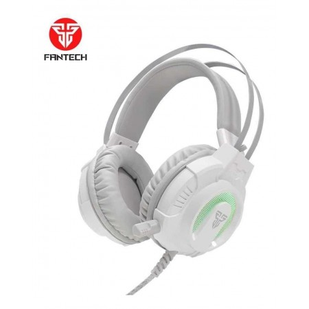 HEADSET Fantech (Mod.HG17S BLANCO) W/MICROPHONE Gaming RGB