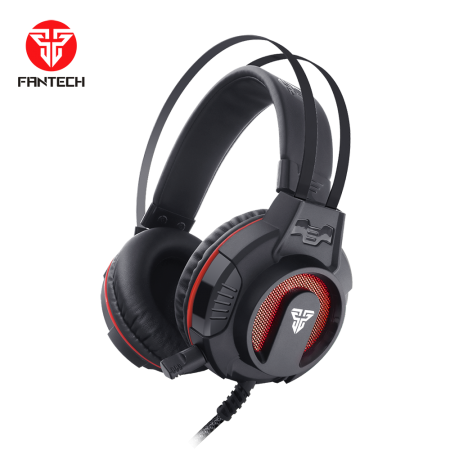 HEADSET Fantech (Mod.HG17S NEGRO) W/MICROPHONE Gaming RGB