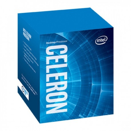 CPU INTEL CORE CELERON G5900, DUAL CORE, HASTA 3.4GHZ, 58W