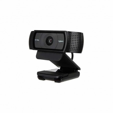 CAMARA WEB LOGITECH HD PRO C920, 15 MP, 1080P WIDESCREEN
