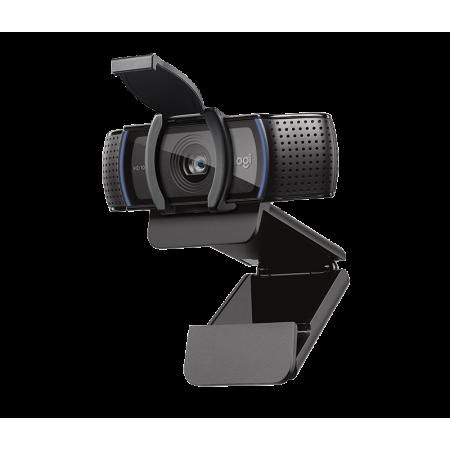 CAMARA WEB LOGITECH HD PRO C920S, 2 MP, 1080P,