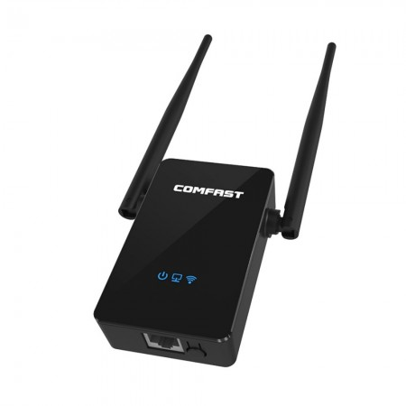 REPETIDOR COMFAST (Mod.CF-WR302S) 300Mbps Portable, repetidor y route