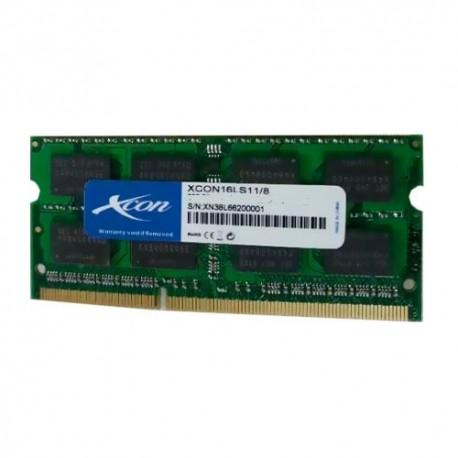 MEMORIA RAM LAPTOP XCON DDR3 4GB 1600mhz 256m*8/16C (Chip SAMSUNG)