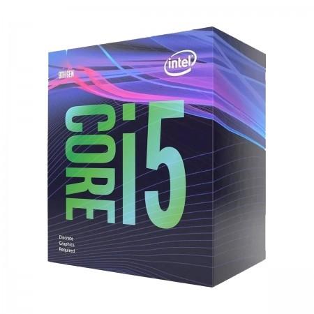 Proc. 1151 INTEL (Mod. I5-9400F) I5 Core 2.9ghZ, 9MB LGA 1151, 9na Generacion