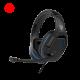 Headset Fantech (MH86) Blanco Gaming RGB