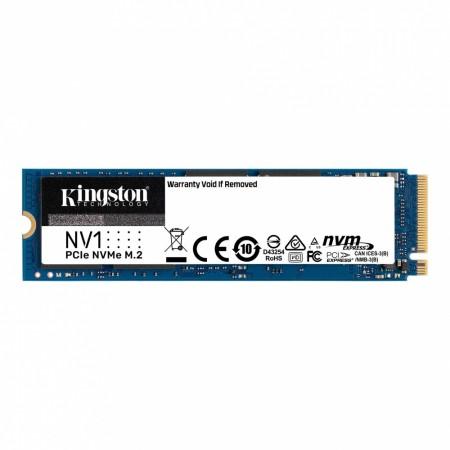 DISCO DE ESTADO SOLIDO KINGSTON 1000GB (1TB), NV1, M.2, 2280 SSD PCIE NVME