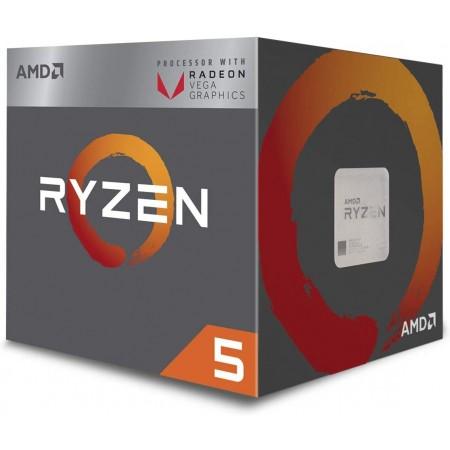 PROCESADOR AMD RYZEN 5 2400G 3.9GHZ AM4