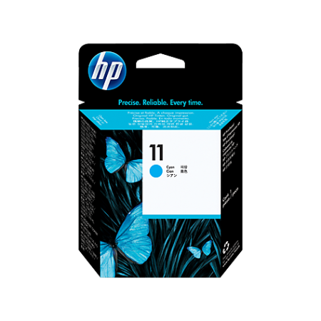 CARTUCHO HP 11 CABEZAL CYAN C4811A COMPATIBLE CON PLOTTER 111/BUSINESS 2800
