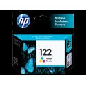 CARTUCHO HP 122 TRICOLOR (CH562HL) PARA IMPRESORA AIO 2050 DESKJET 1000 DESKJET 2000 HP LASERJET PRINTERS2550L