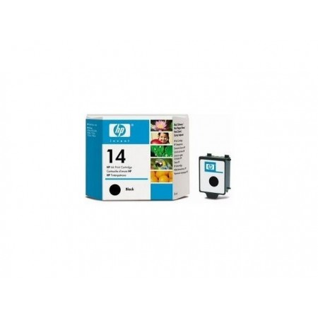 CARTUCHO HP 14 NEGRO P/OFFICEJET D SERIES 1600 26ML