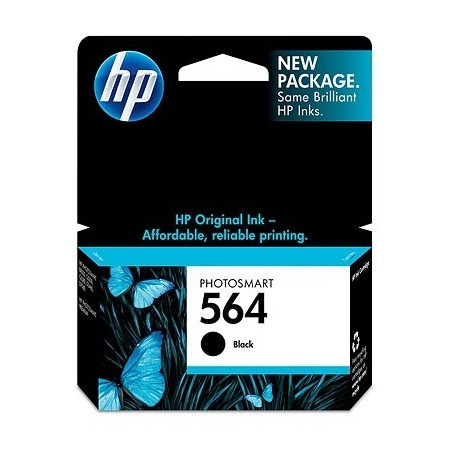 CARTUCHO HP 564 BLACK INK CARTRIDGE P/PHOTOSMART PLUS