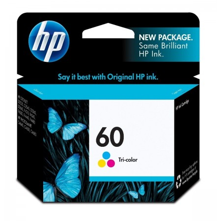 CARTUCHO HP 60 TRICOLOR F2480/F4280/D1660/D2660 4ML